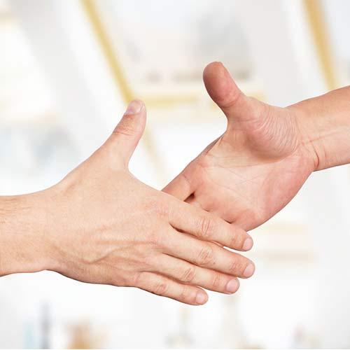 Plastische Chirurgie an den Händen