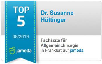 Jameda Siegel Susanne Hüttinger