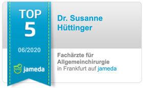 Dr. Susanne Hüttinger Jameda Siegel