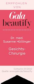 Gesichtschirurgie Susanne Hüttinger