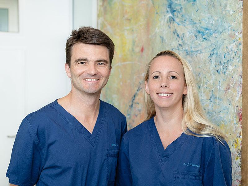 PD Dr. Radu & Dr. Hüttinger