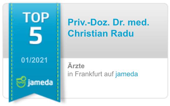 PD Dr. Christian Radu Jameda Siegel